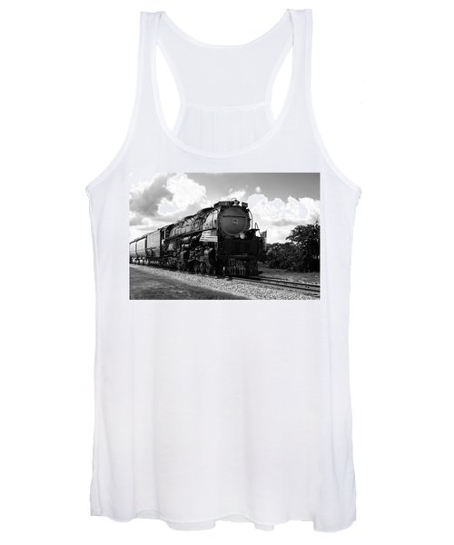 Union Pacific 3985 Women's Tank Top