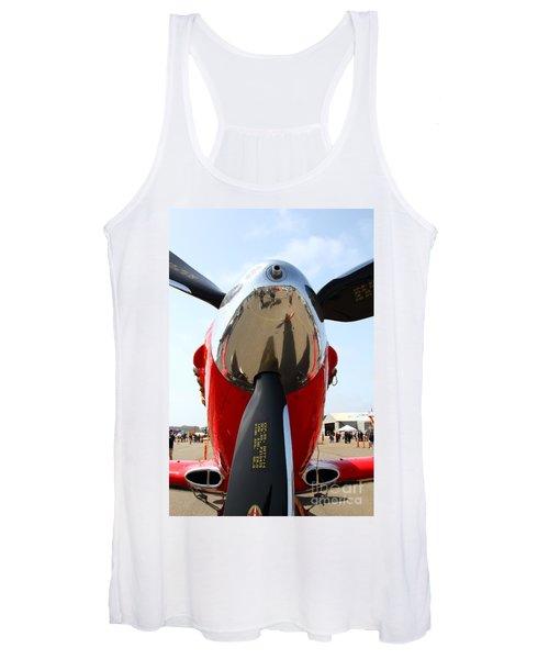 Yak 9u Airplane . 7d15796 Women's Tank Top