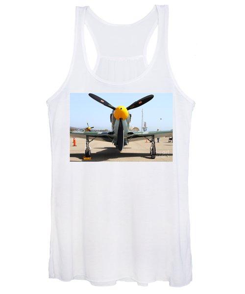 Yak 9u Airplane . 7d15804 Women's Tank Top