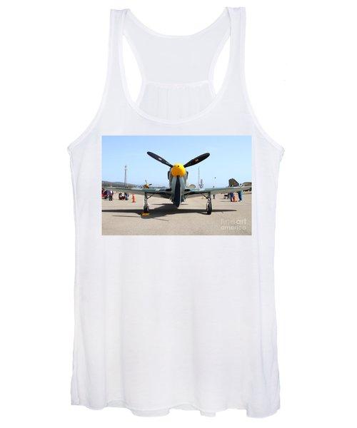 Yak 9u Airplane . 7d15805 Women's Tank Top