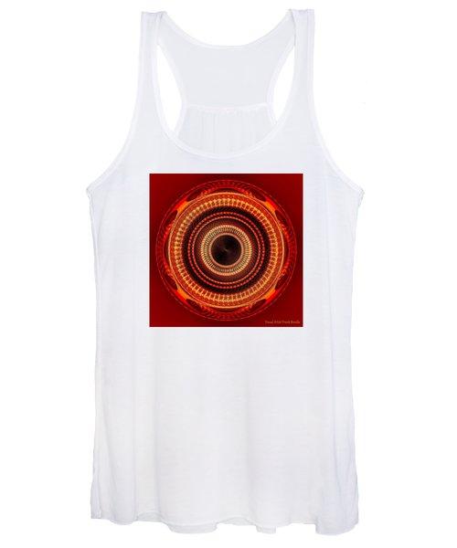 #091520152 Orange Version Women's Tank Top