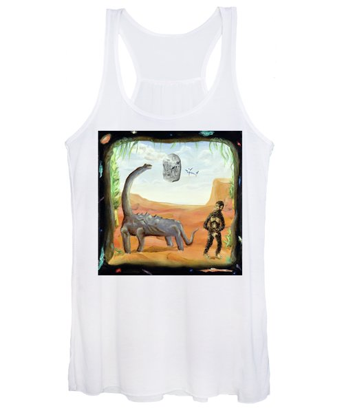 Abiogenesis Women's Tank Top