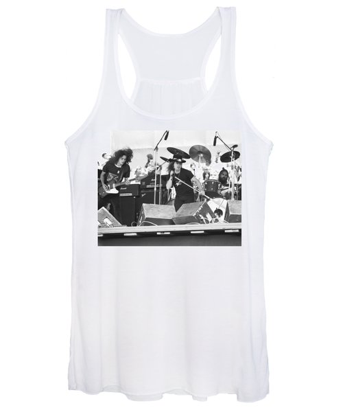 Allen And Ronnie And Artimus Women's Tank Top