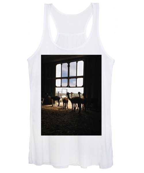 Alpaca  Women's Tank Top