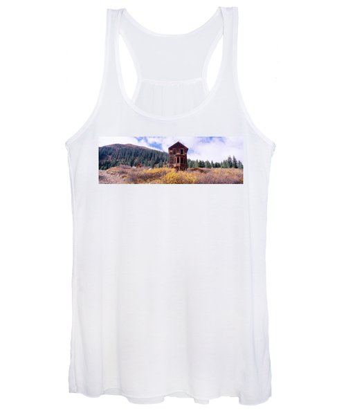 Animas Forks Ghost Town, Colorado Women's Tank Top