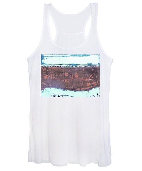 Art Print Abstract 81 Women's Tank Top