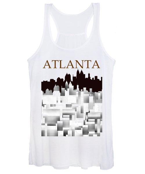Atlanta 1 Women's Tank Top