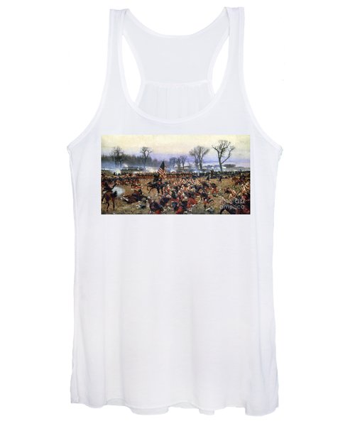 Battle Of Fredericksburg - To License For Professional Use Visit Granger.com Women's Tank Top