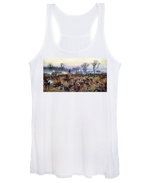 Battle Of Fredericksburg - To License For Professional Use Visit Granger.com Women's Tank Top
