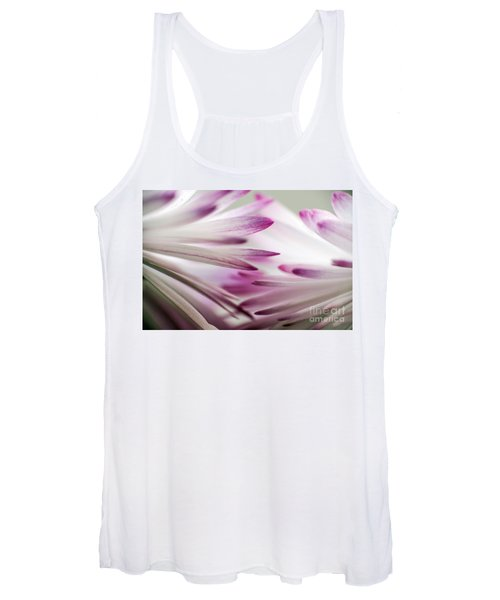 Beautiful Colorful Image About Daisy Flower Women's Tank Top