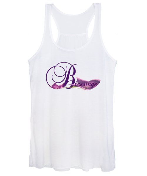 Blessings Women's Tank Top