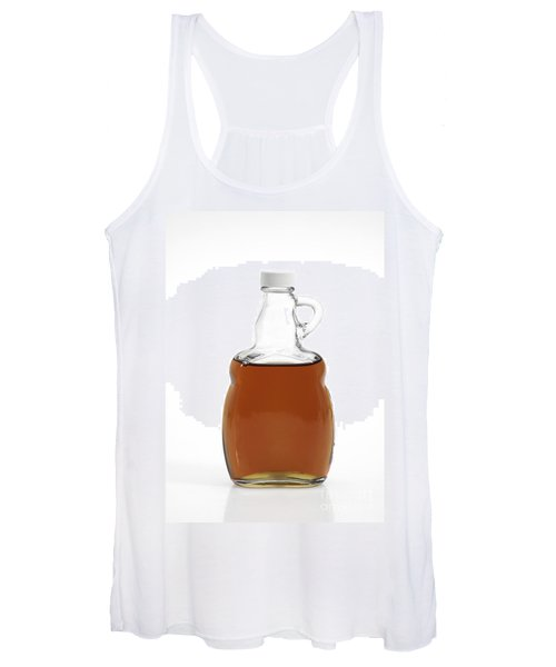 Bottle Of Maple Syrup Women's Tank Top