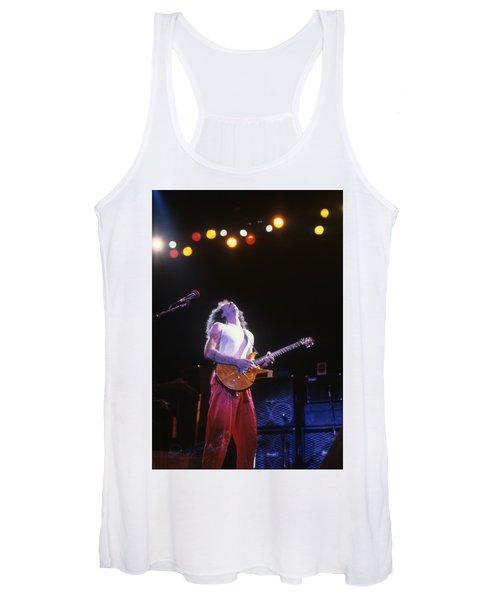Carlos Santana Women's Tank Top