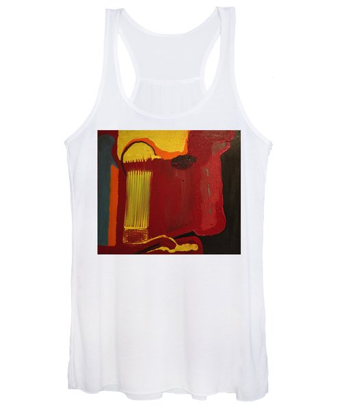 Christ's Profile Women's Tank Top