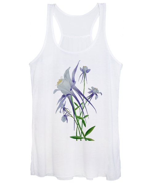 Columbines Women's Tank Top