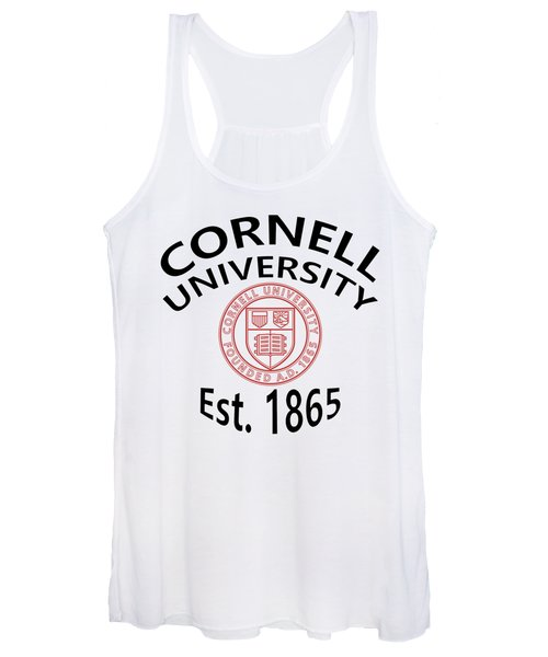 Cornell University Est. 1865 Women's Tank Top