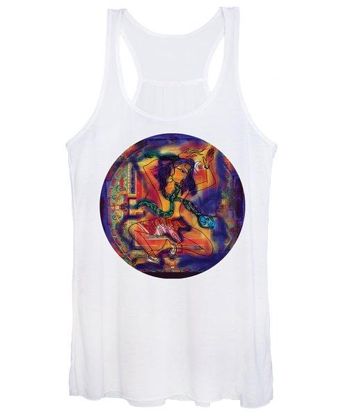 Dancing Shiva Women's Tank Top