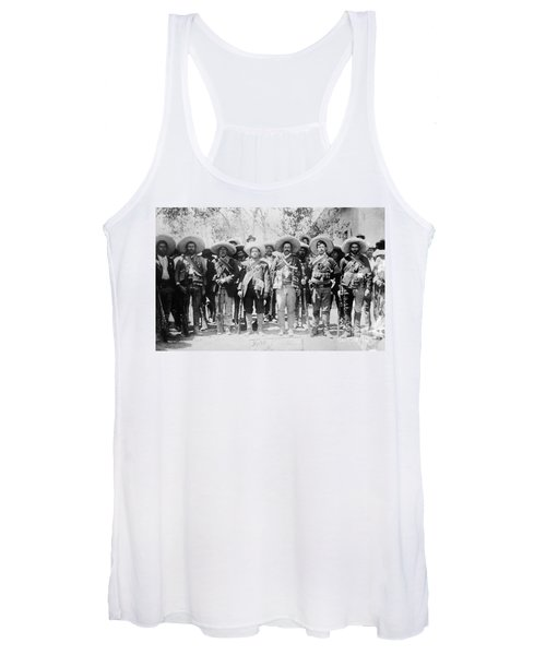 Francisco Pancho Villa Women's Tank Top