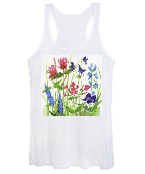 Garden Flowers Women's Tank Top