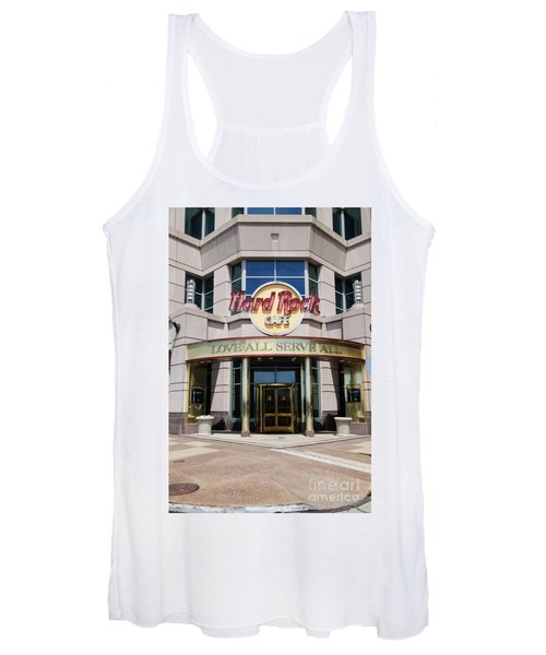 Hard Rock Cafe Women's Tank Top