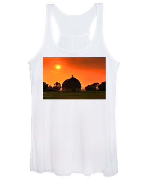Harvest Sunset  Women's Tank Top