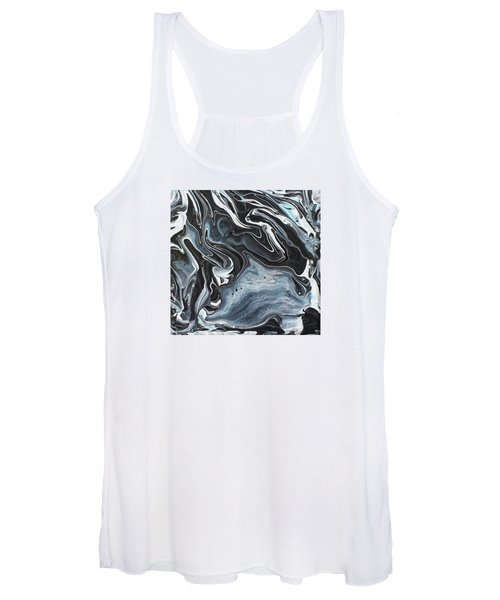 I Know It Looks Like Marble Women's Tank Top