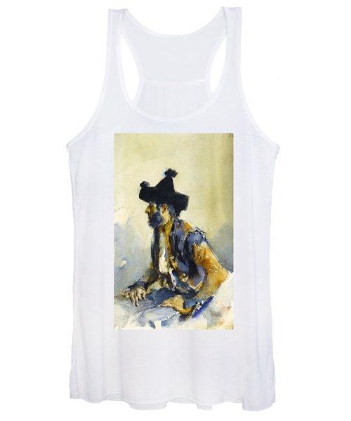 King Of The Gypsies Women's Tank Top