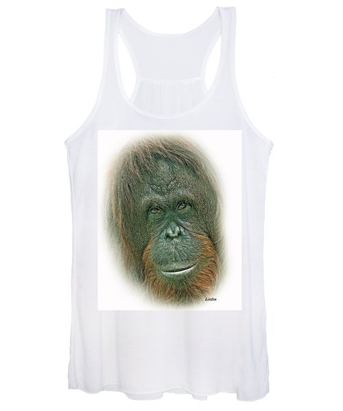 Lady Of The Forest Women's Tank Top