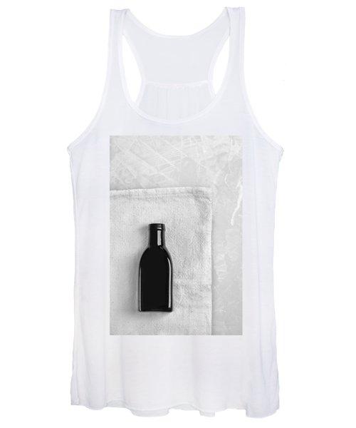 Little Black Bottle  Women's Tank Top