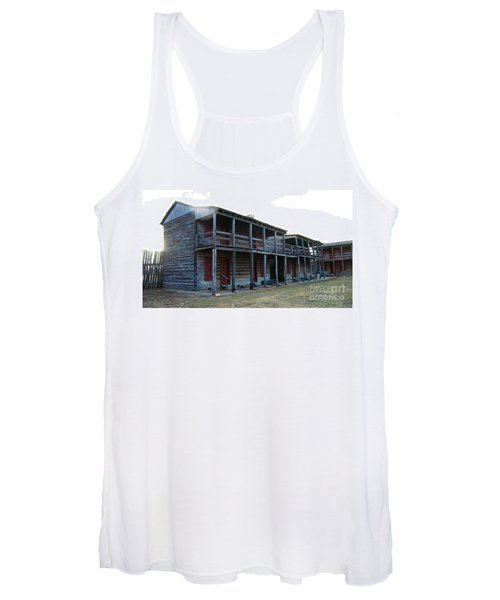 Old Fort Madison Women's Tank Top