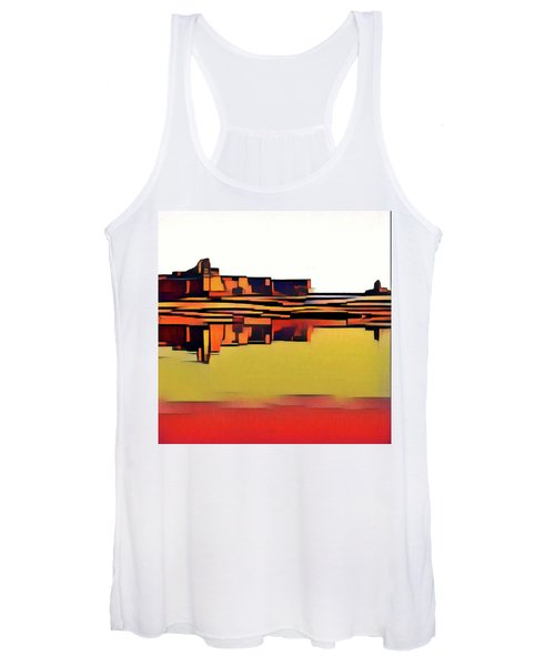 Padre Bay Women's Tank Top