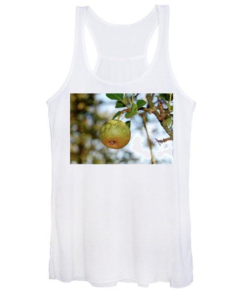 Pear Women's Tank Top