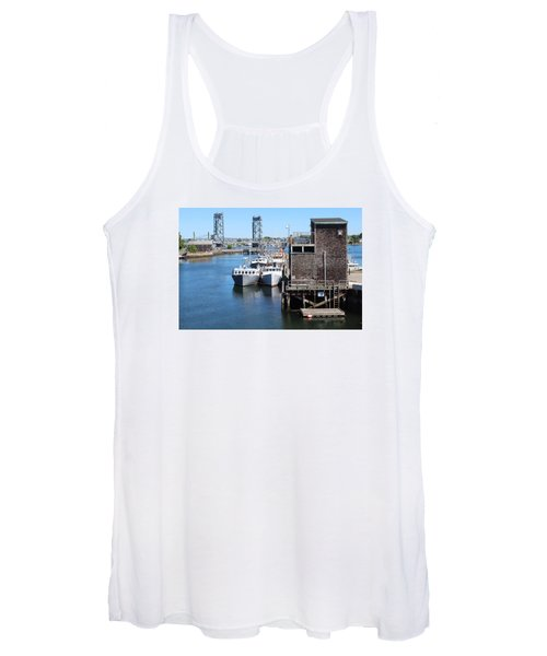 Portsmouth Nh  Women's Tank Top