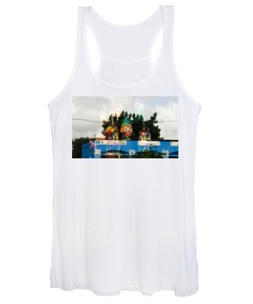 Reflection Lights Women's Tank Top