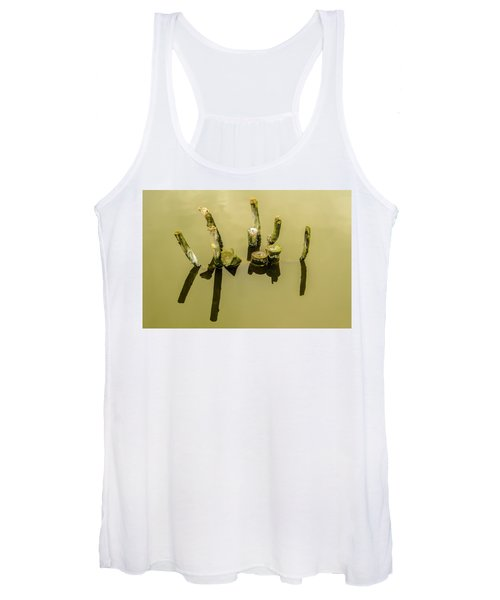 Sticking Out Women's Tank Top