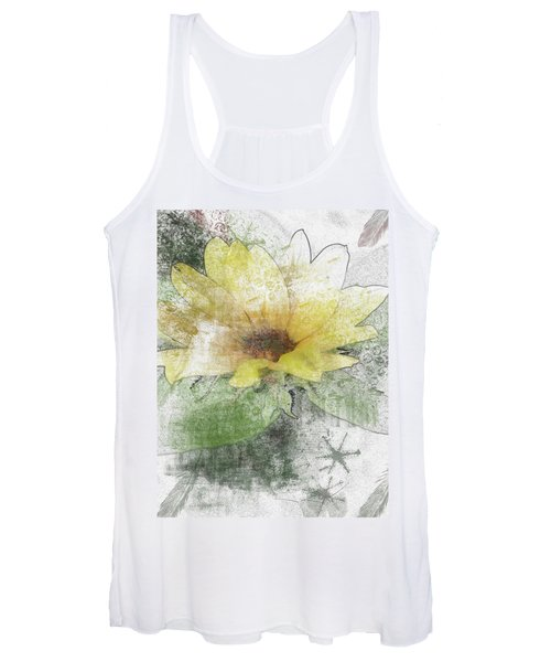 Sunflower Canvas Women's Tank Top