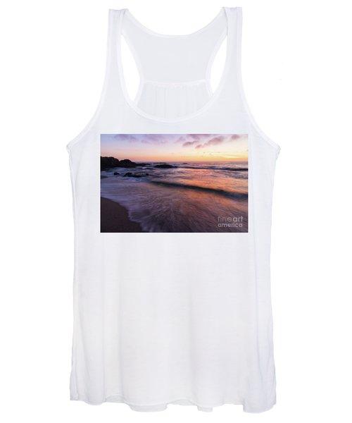 Sunset Over Laguna Beach   Women's Tank Top