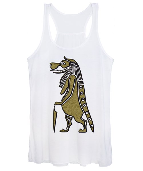 Taweret - Mythical Creature Of Ancient Egypt Women's Tank Top