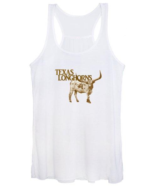 Texas Longhorns Women's Tank Top