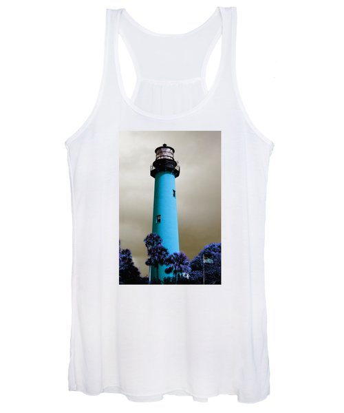 The Blue Lighthouse Women's Tank Top