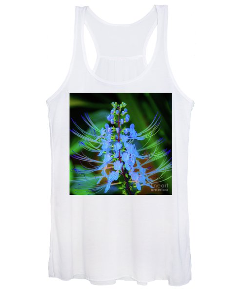 Tropical Plants And Flowers In Hawaii Women's Tank Top