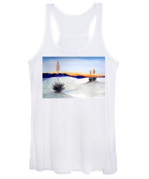 White Sands Women's Tank Top