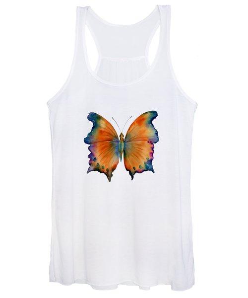 1 Wizard Butterfly Women's Tank Top