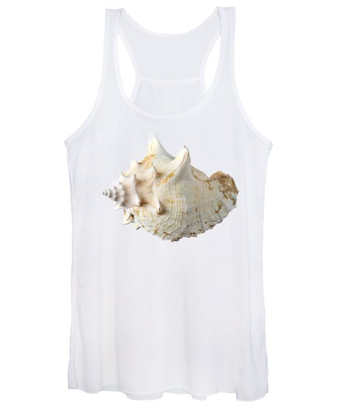 Sea Shell Women's Tank Top