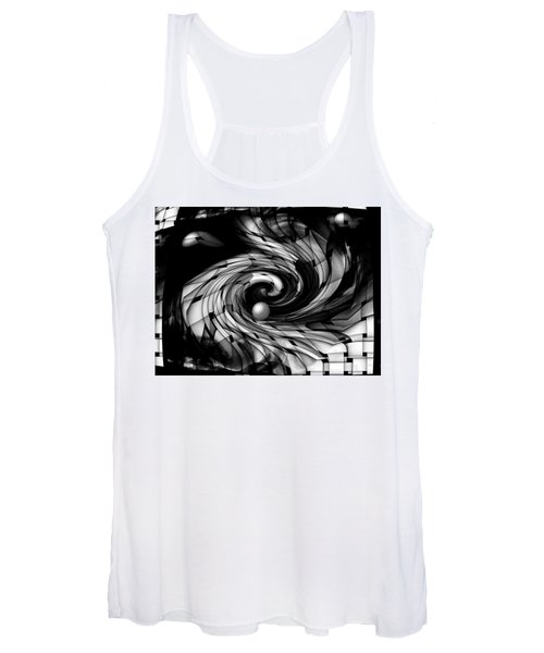 Abstract  Women's Tank Top