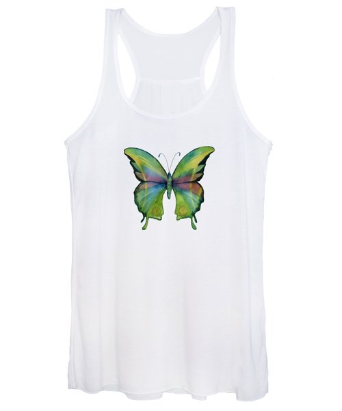 11 Prism Butterfly Women's Tank Top