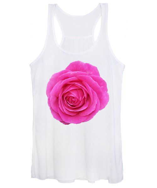 Rose Women's Tank Top