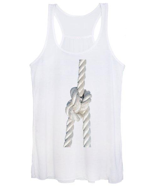 Nautical Knots Women's Tank Top