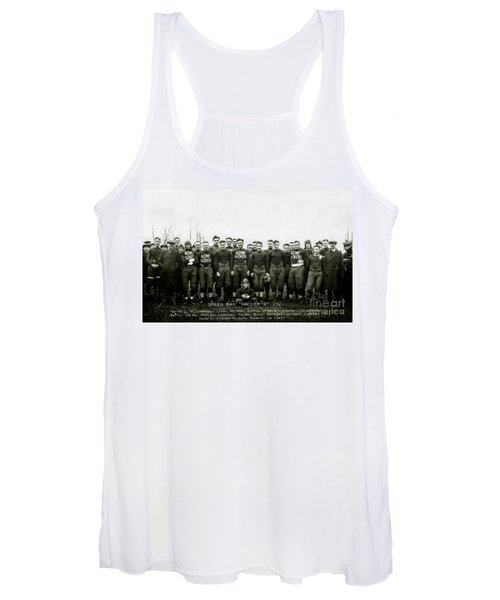 1921 Green Bay Packers Team Women's Tank Top