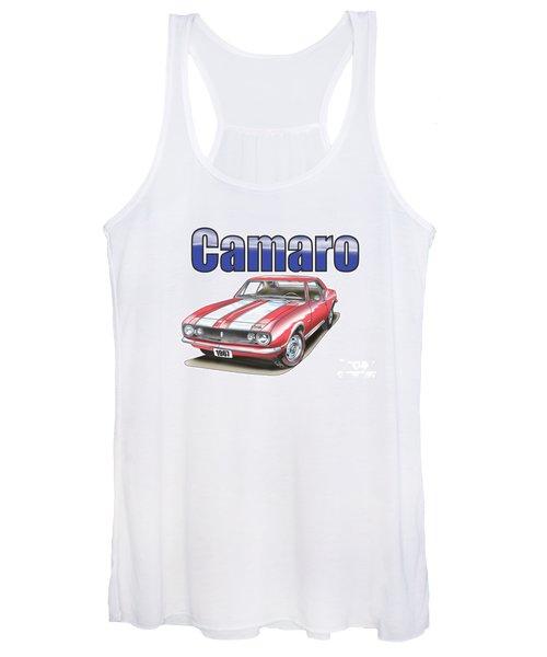 1967 Camaro Women's Tank Top